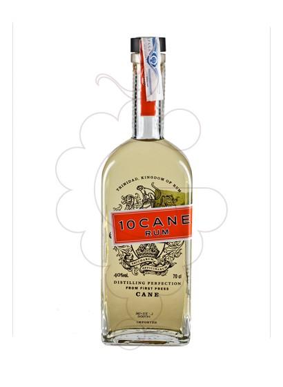 Photo Rum 10 Cane