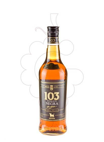 Photo Brandy 103 Etiqueta negra