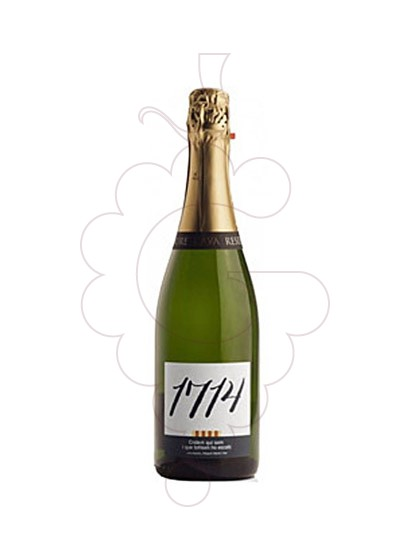 Photo 1714 brut reserva brut nature sparkling wine