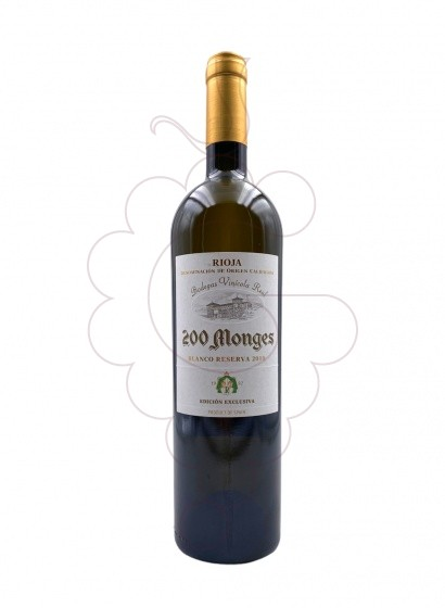 Photo White Reserva 200 monges white wine