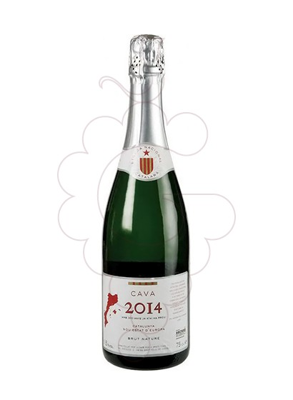 Photo 2014 Brut Nature sparkling wine