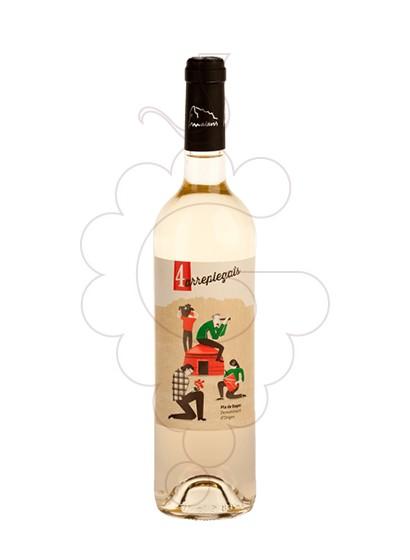Photo White 4 Arreplegats white wine