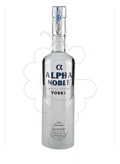 Photo Vodka 42 Below Honey