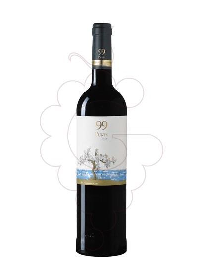 Photo 99 Punts Negre  red wine