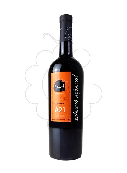 Photo A 21 Crianza red wine