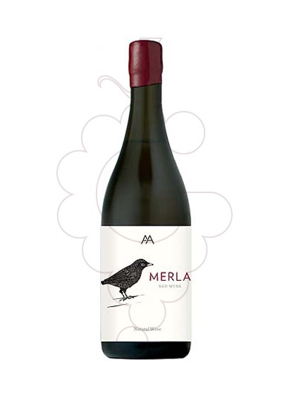 Photo AA Merla  red wine