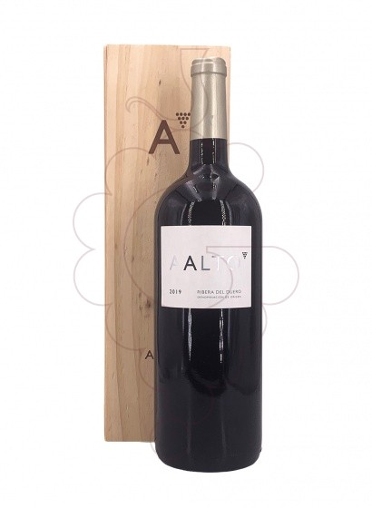 Photo Aalto Magnum  red wine