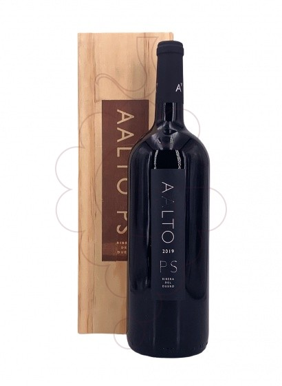 Photo Aalto PS Magnum red wine