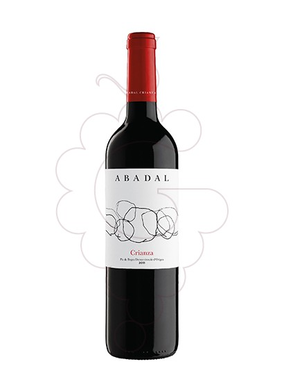 Photo Abadal Criança red wine
