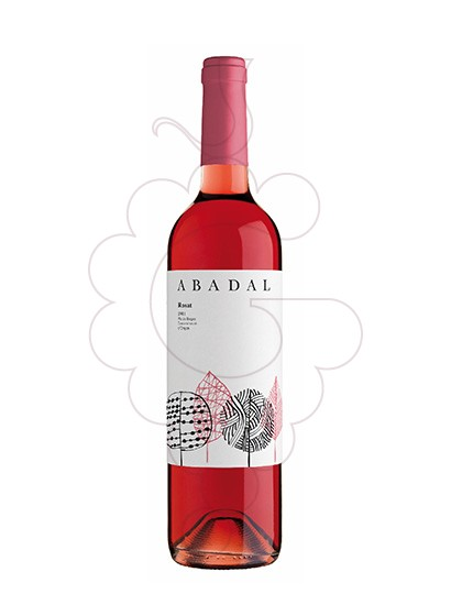Photo Abadal Rosat Cab. Sauv. - Sumoll rosé wine
