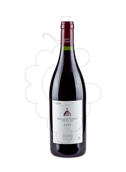 Photo Abadia de Poblet red wine