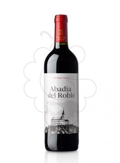 Photo Abadia del Roble Negre red wine