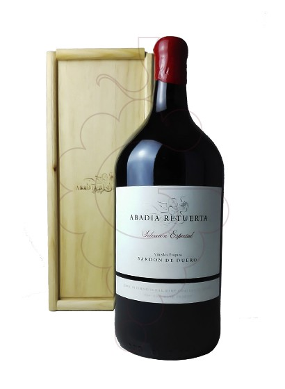 Photo Abadía Retuerta Selección Especial Jeroboam red wine