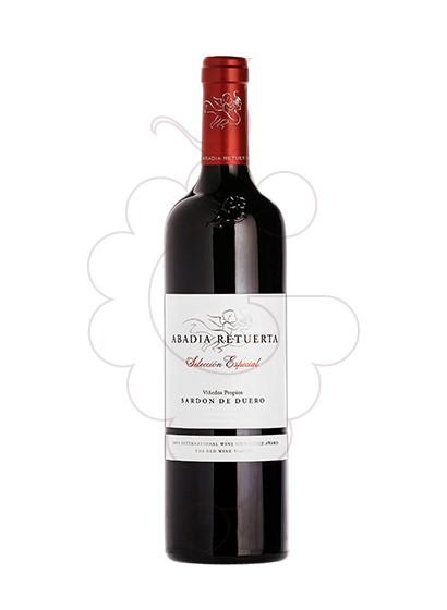 Photo Abadía Retuerta Selección Especial red wine