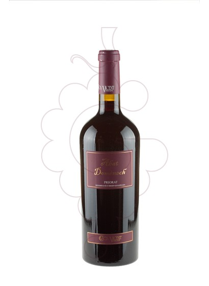 Photo Abat Domenech red wine