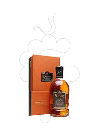 Photo Whisky Aberfeldy 21 Years