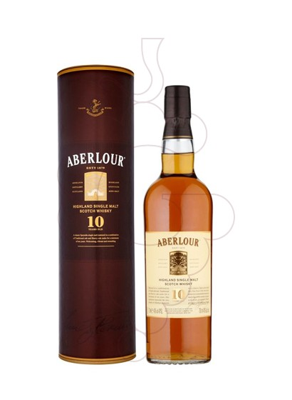 Photo Whisky Aberlour 10 Years