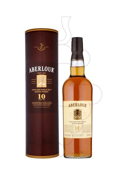 Photo Whisky Aberlour 10 Years