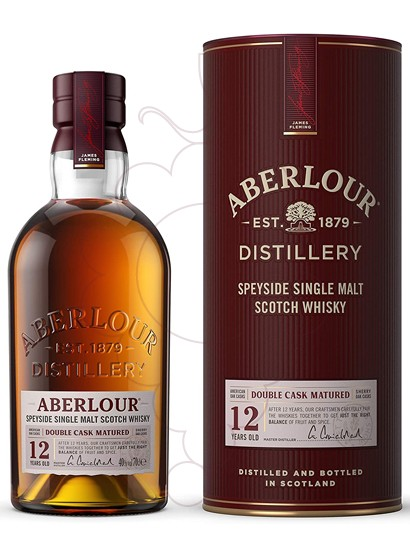 Photo Whisky Aberlour 12 Years
