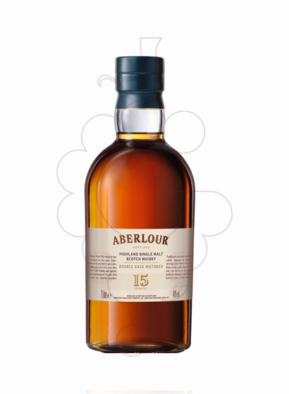 Photo Whisky Aberlour 15 Years
