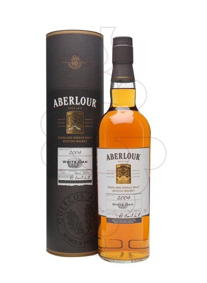 Photo Whisky Aberlour White Oak 2004