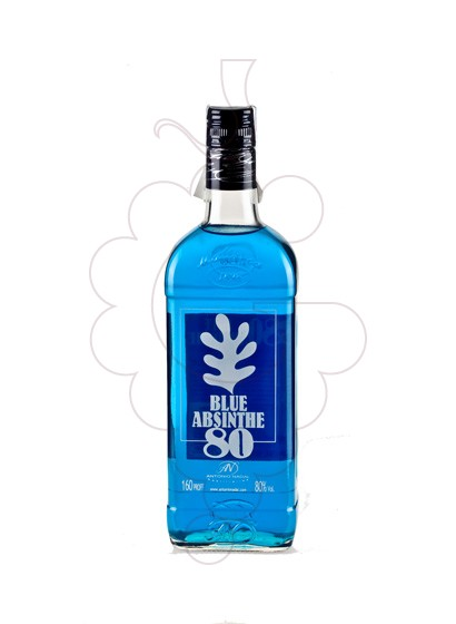 Photo Aperitif wine Absenta 80 Blue