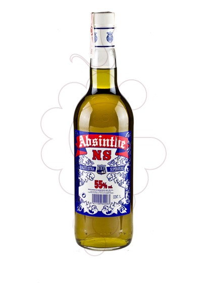 Photo Aperitif wine Absinthe NS Salas 55º
