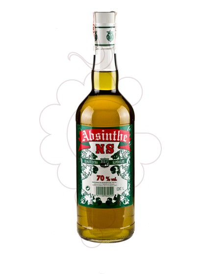Photo Aperitif wine Absinthe NS Salas 70º