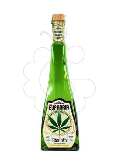 Photo Aperitif wine Euphoria Absinthe Cannabis