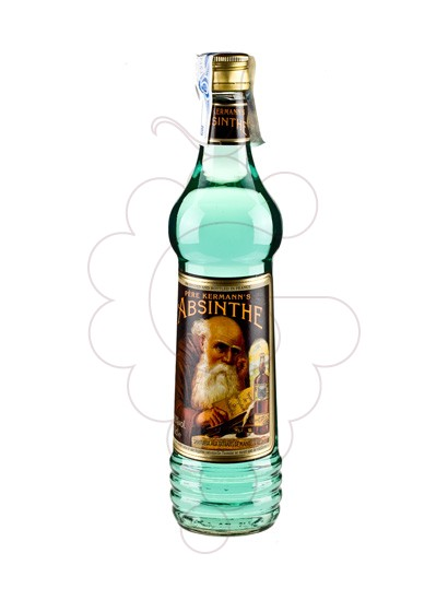 Photo Aperitif wine Absinthe Pere Kermanns