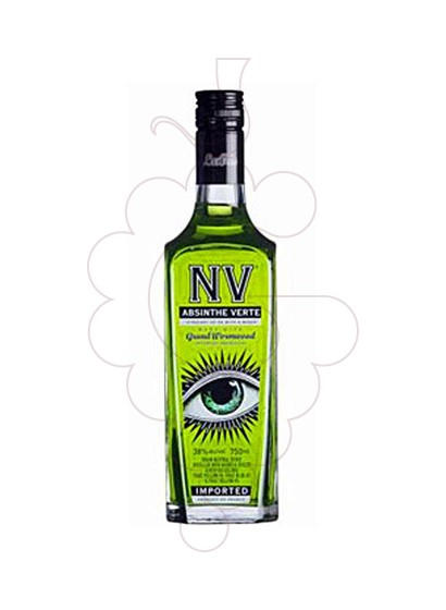 Photo Aperitif wine Absinthe Verte NV