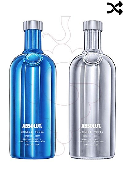 Photo Vodka Absolut Electrik