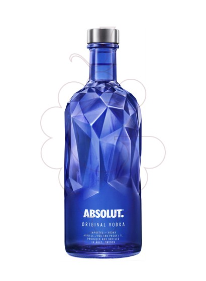 Photo Vodka Absolut Facet Ed.