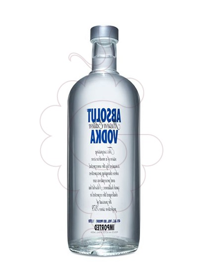 Photo Vodka Absolut Illusion Ed.