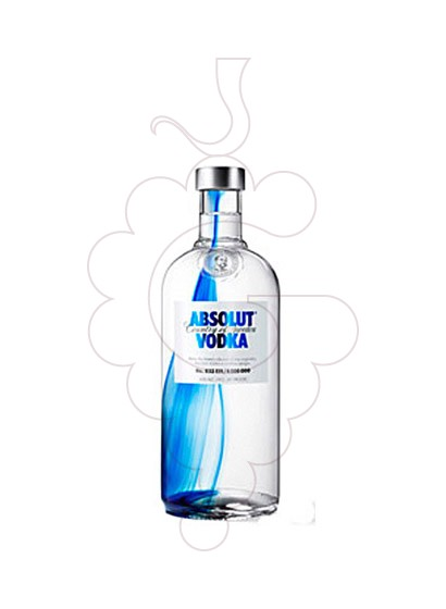 Photo Vodka Absolut Originality Edition