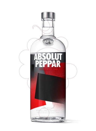 Photo Vodka Absolut Peppar