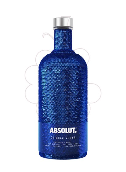 Photo Vodka Absolut Sequin Ed.