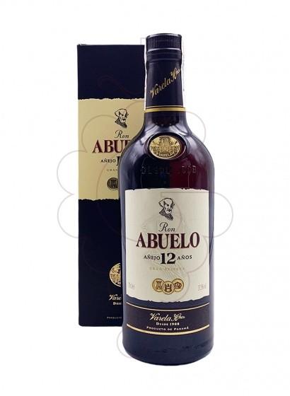 Photo Rum Abuelo Añejo 12 Years