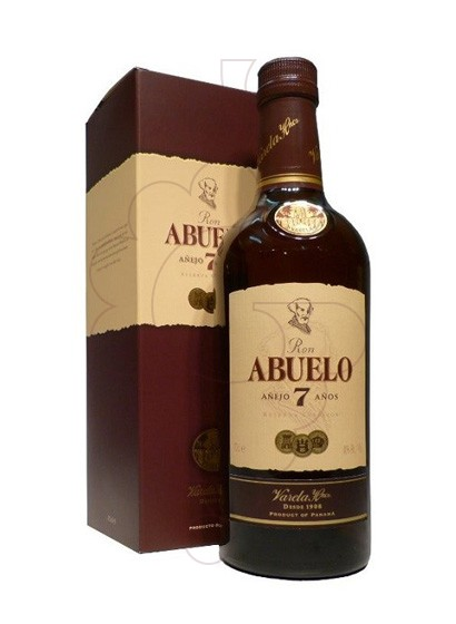 Photo Rum Abuelo Añejo 7 Years