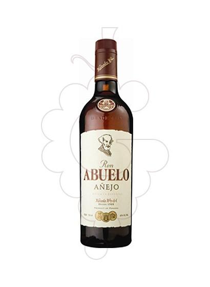 Photo Rum Abuelo Añejo Reserva Especial