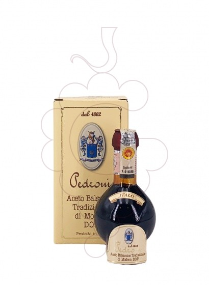 Photo Vinegars Aceto Balsamico Traditionale Pedroni