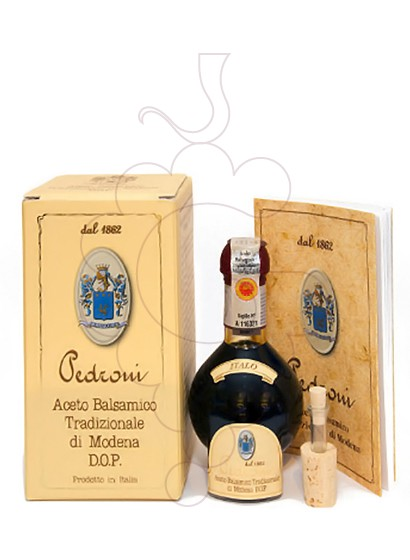 Photo Vinegars Aceto Balsamico Traditionale Pedroni
