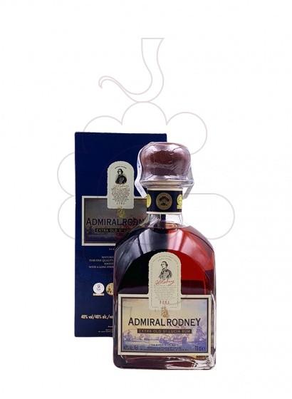 Photo Rum Admiral Rodney