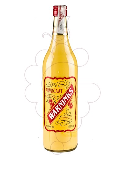 Photo Liqueur Advocaat Warninks