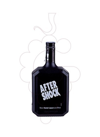 Photo Liqueur After Shock Black
