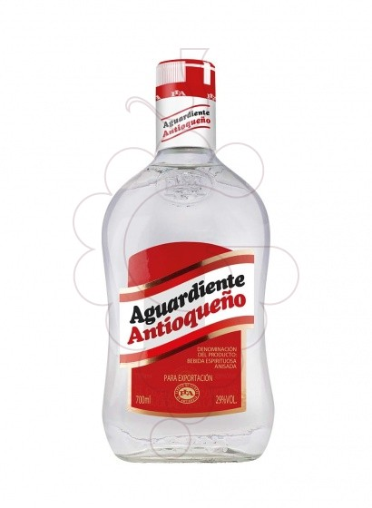 Photo Liqueur Aguardiente Antioqueño