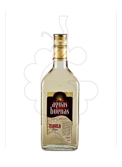Photo Tequila Aguas Buenas Gold
