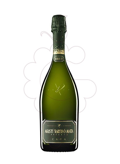 Photo Agusti Torello Mata Brut Reserva sparkling wine