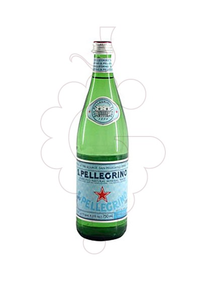 Photo Soft drinks Aigua San Pellegrino amb gas