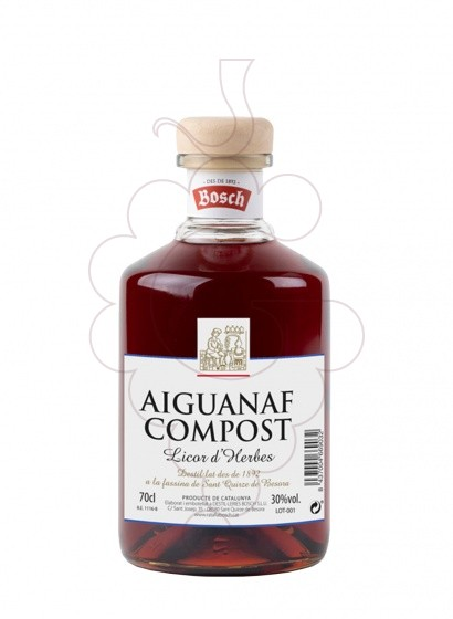 Photo Liqueur Aiguanaf Compost